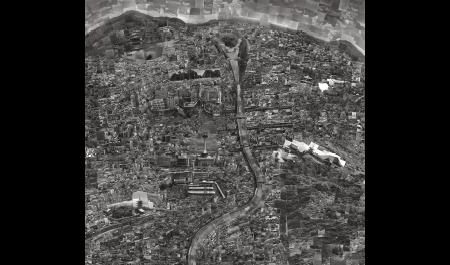 Diorama Map Sohei Nishino